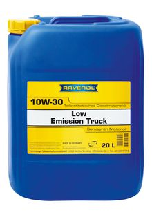 RAVENOL Low Emission Truck SAE 10W-30